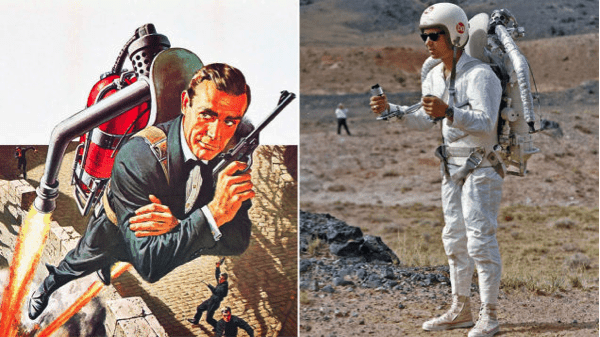 james bond rocket pack