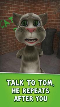 tom cat app