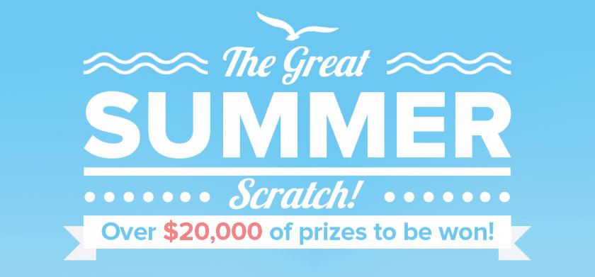 Summer Scratch