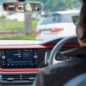 VW Beats Polo interior