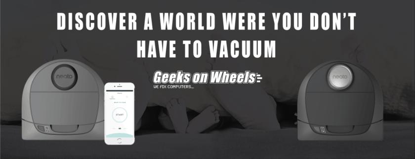 Robot Vacuum Cleaner NZ | Neato Botvac D3 + D5 | Shop Now